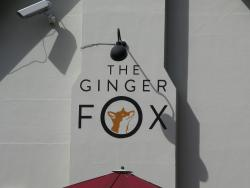The Golden Fox