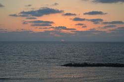 Sunset on Hilton Beach