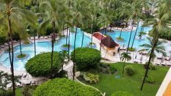Westin pool view
