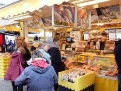 Vredenburg market