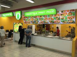 Texicana freestyle fastfood- Thailand, Vietnamese, Chinese and Mexican cuisine