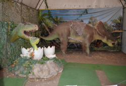 Exposition of Dinosaurs
