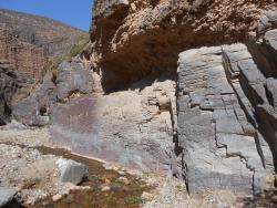 Waterfall Garganta Del Diablo