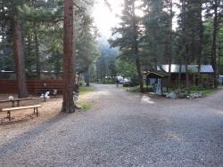 Blue Spruce RV Park & Cabins