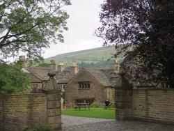 The Old Hall Inn Entrance