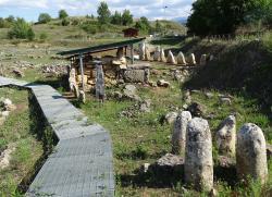 La Necropoli di Fossa