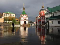Kizicheskiy Monastery