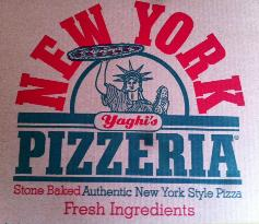 Yaghi's New York Pizzeria