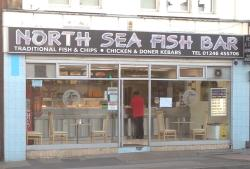 North Sea Fish Bar Sheffield Road Chesterfield