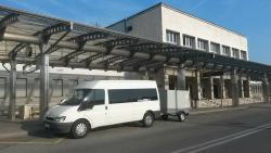 Такси и маршрутные автобусы