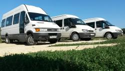 Budapest Airport Minibus Transfer