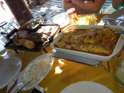 Restaurante Lago Da Sereia Praia