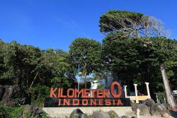 Monument 0 km Indonesia
