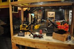 Caterpillar Global Mining Visitor Center