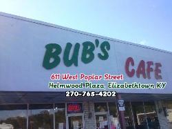 Bub's Cafe