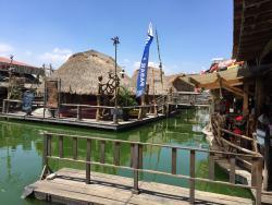 Batu Floating Market