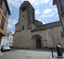 Eglise Sainte-Croix d'Oloron