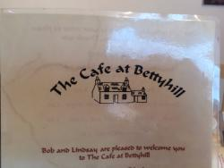 The Cafe at Bettyhill