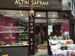 Altin Safran