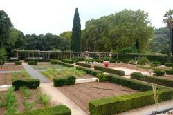 Jardin Domaine de Baudouvin