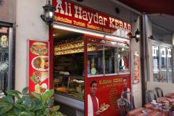 Ali Haydar Kebab