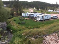 Black Hills Trailside Park Resort