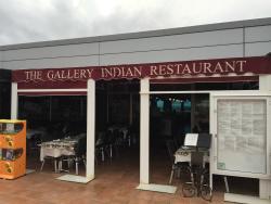 The Gallery Restaurante Indio