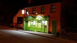 The Burren fast food takeaway