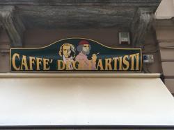 Caffè degli Artisti