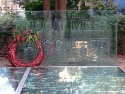 Auschwitz Monument
