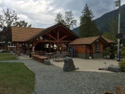 Upscale RV Camping