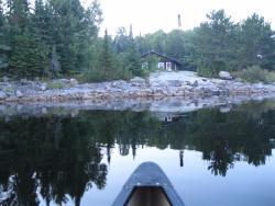 Kiosk Campground