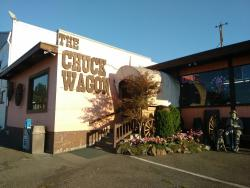 Chuck Wagon Drive-In