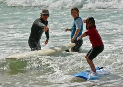 Sharkpool Ecole de Surf