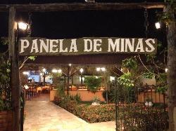 Panela de Minas
