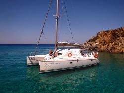 Milos Adventures with Chrysovalandou Catamarans