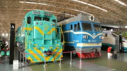 China Railway Museum Dongjiao