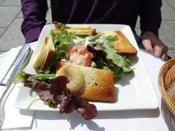 Le Soufflot Cafe