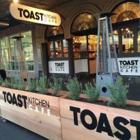 Toast Kitchen Cafe