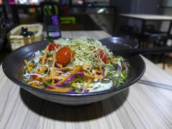 BMS Organics Vegetarian Cafe