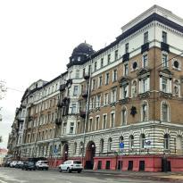 Sretenskiy Boulevard