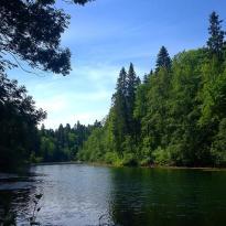 Radon Lake