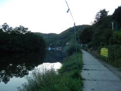 Haus am Fluss