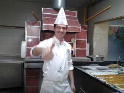 de pizza bakker