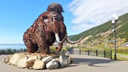 Mammoth Sculpture, Vremya