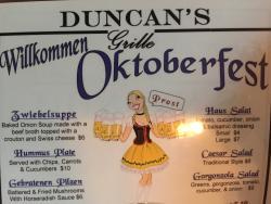 Duncan's