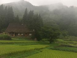 Ainoura Gashotsukuri Village