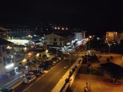 Front of hotel/Restaurant street
