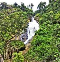 Curug Winong Waterfall