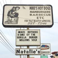 Mike's Hot Dogs & Hamburgers